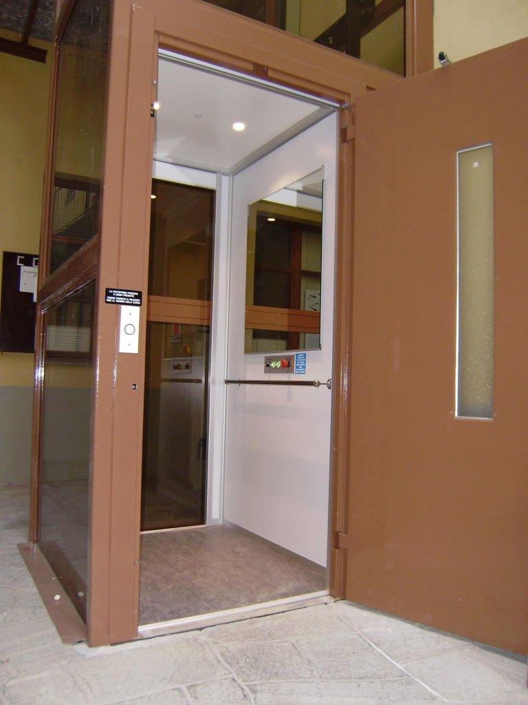 ascensori per residence