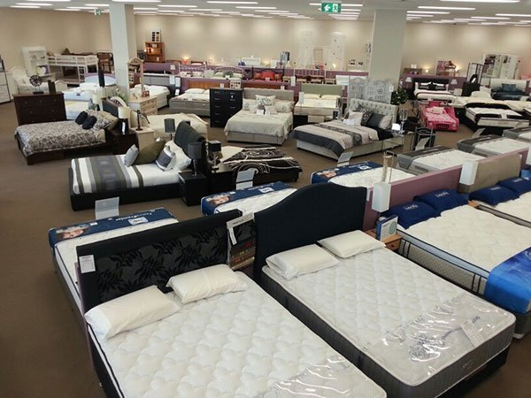 Some of our bed frames in Sydney