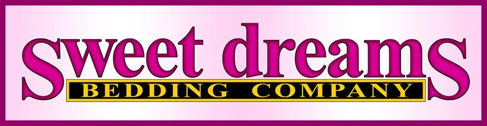 Sweet dreams bedding company logo