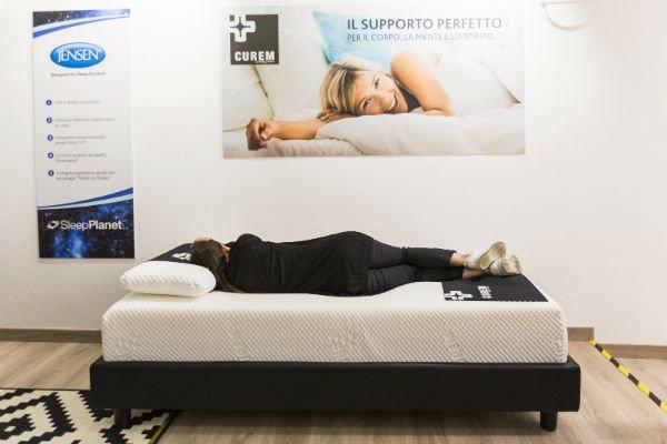 Letti e articoli di tessuto coordinati | Reggio Emilia | Sleep Planet