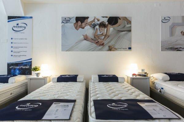 dei materassi della marca Bedding Italia