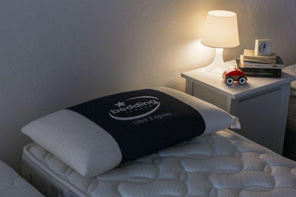 un materasso matrimoniale della marca Jensen