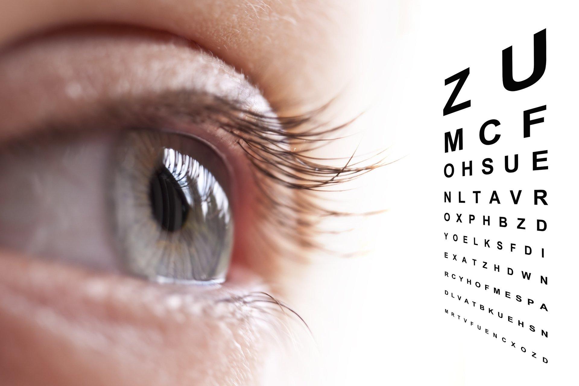 Correzione dei difetti visivi