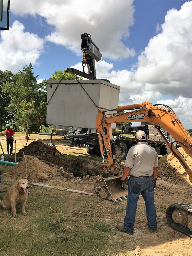 Septic Systems Brenham, TX