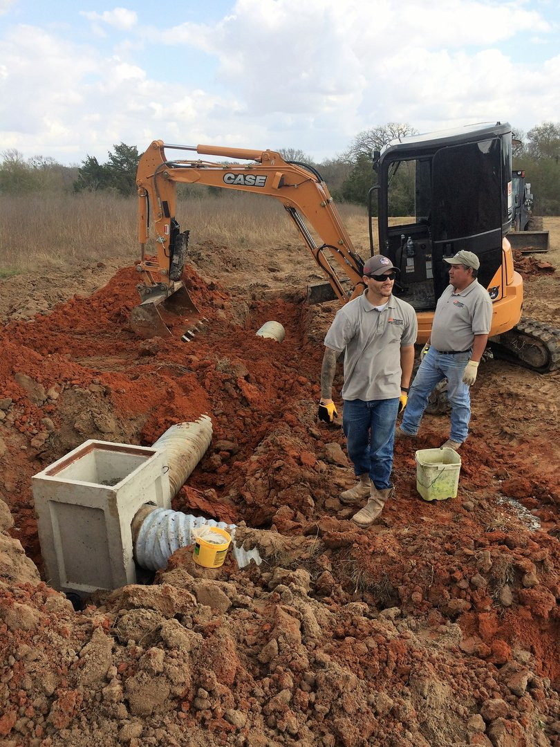 Septic Installations Distinguished Construction LLC