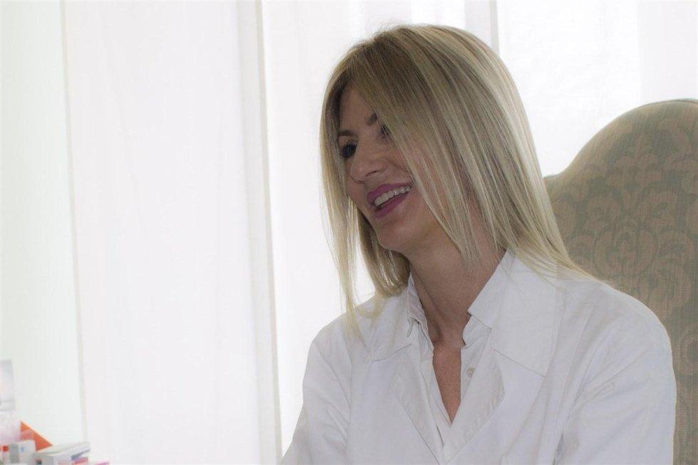 La dott.ssa Tacconis