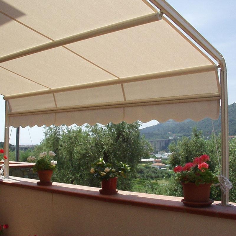 tenda da giardino novara