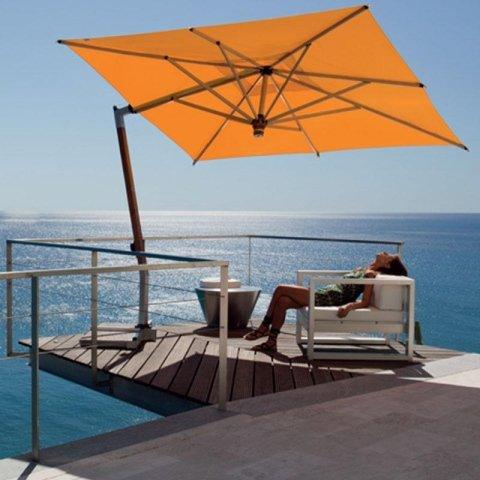 Ombrelloni per terrazzi, giardini e Dehor - Novara - Tendacolor