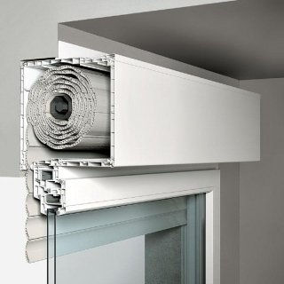 Monoblocchi per serramenti in PVC novara