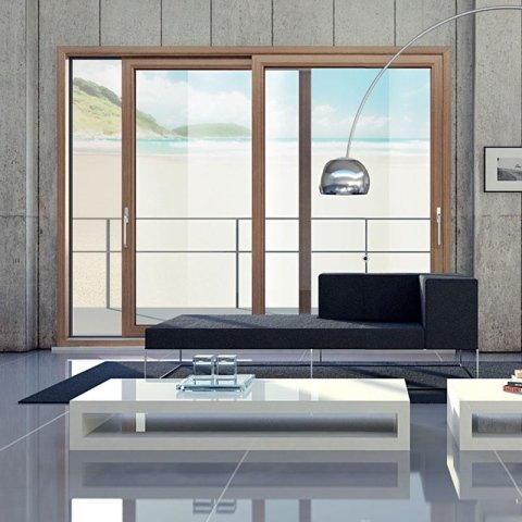 finestre in legno alluminio novara