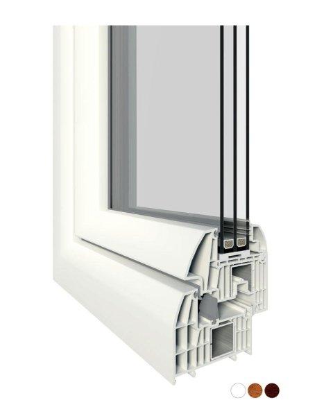 serramenti in PVC novara