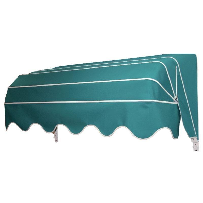 Tenda a cappottina prolungata Misura max - 600x200