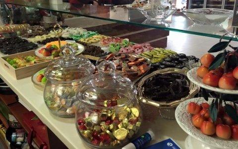 cioccolatini e pasticcini sala consilina