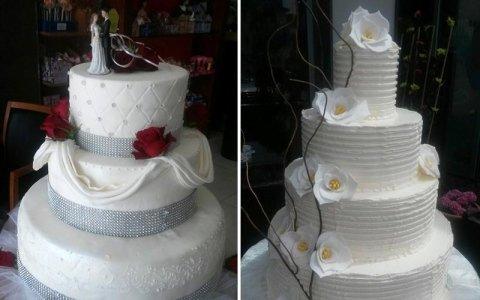 torte nuziali personalizzate