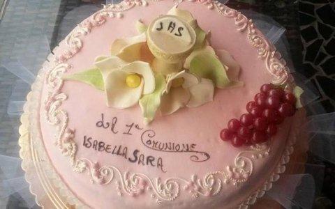 torta decorazioni zucchero