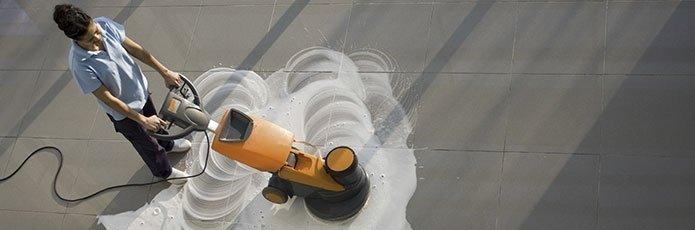 cristallizzazione di pavimenti