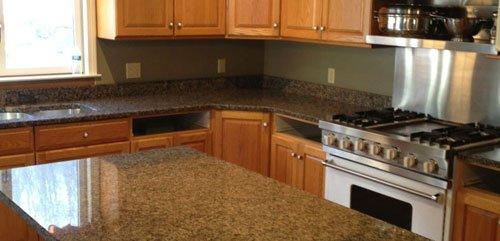 Elegant Granite Counter Top Shelton, CT