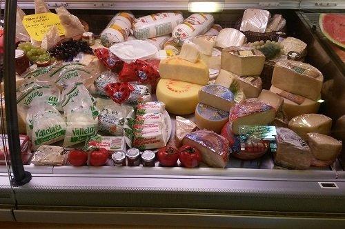 Dei formaggi