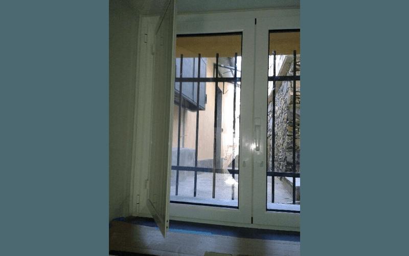 Finestra in PVC Chiavari