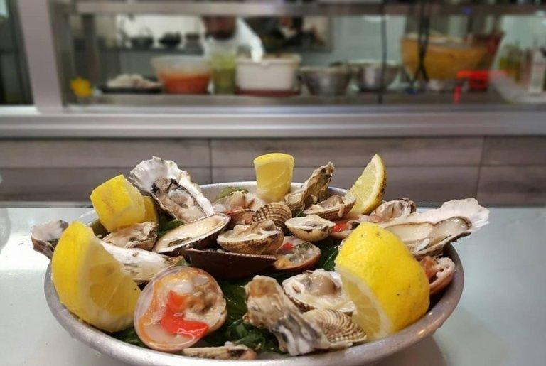 ristorante pescheria casoria napoli