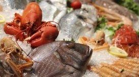 Vendita pesce fresco
