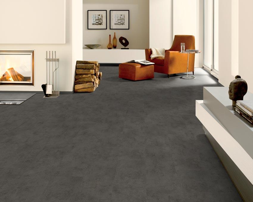 il laminato è un pavimento derivato dal legno, caldo, bello, resistente, non ha le fughe, la posa è flottante su materassino