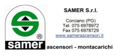 Samer Lift srl - Logo