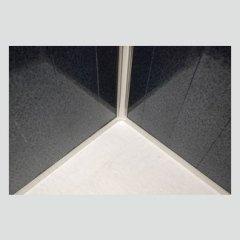 Ascensore - Particolare finiture cabina silver