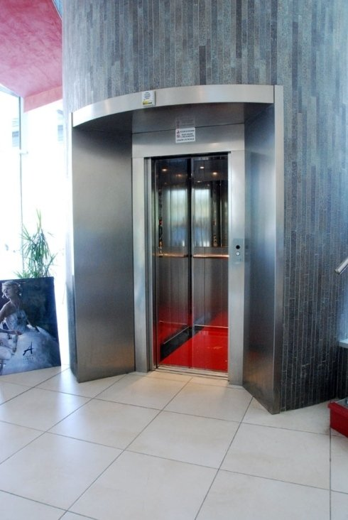 ascensori moderni