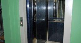 cabina ascensore modello silver