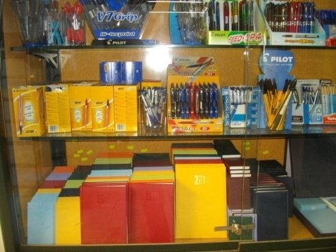 Agende e articoli per la scrittura
