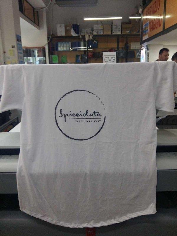 Stampa maglia personalizzata