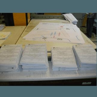 Riproduzione disegni formato A2, A1, A0 e fuori formato