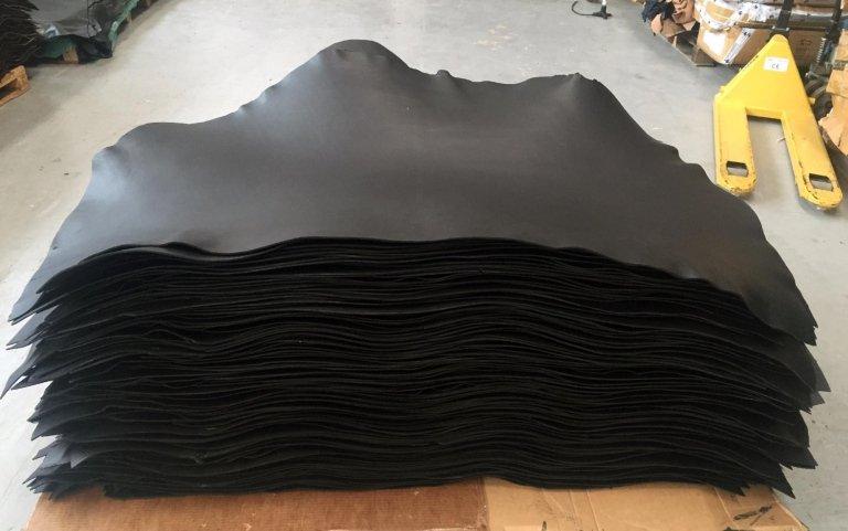 pezzami regolare nero opaco