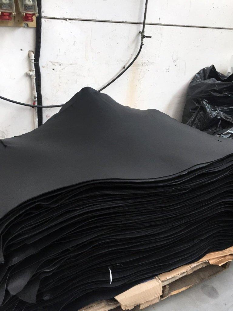 pezzame regolare nero opaco