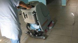 Asciugatura pavimenti