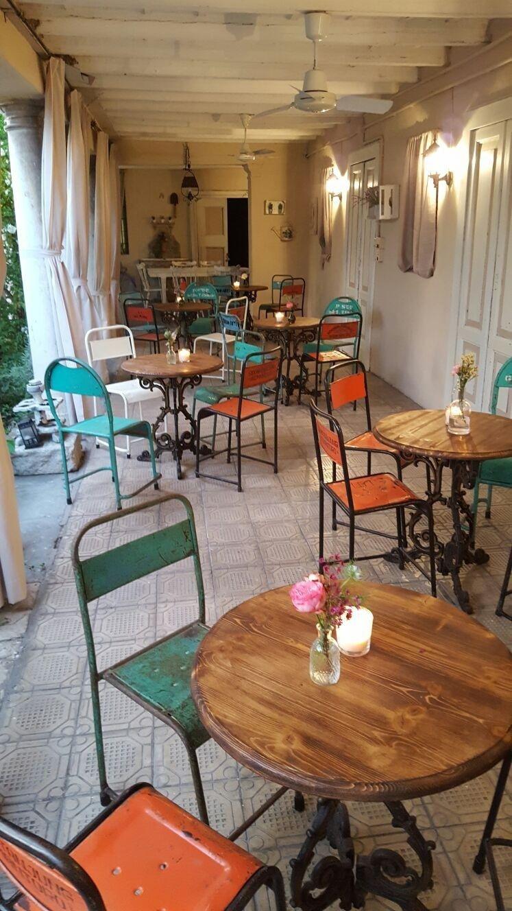 esterno ristorante il Melograno