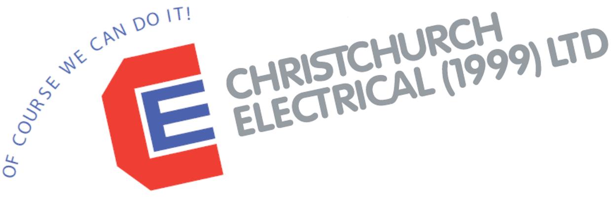 Christchurch Electrical logo