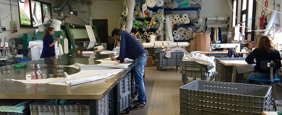 produzione filtri su misura - Marone - Brescia