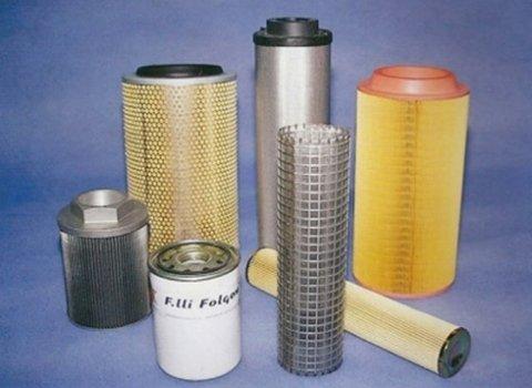 filtri ad olio