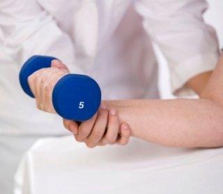 riabilitazione braccio