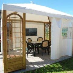 copertura di struttura in legno con pareti mobili