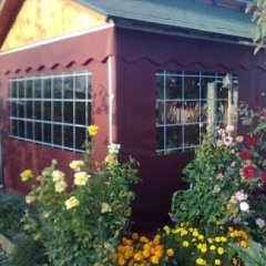 chiusura pareti laterale casetta in legno