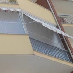tenda a caduta invernale per balconi