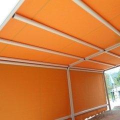 produzione e installazione tenda capanno