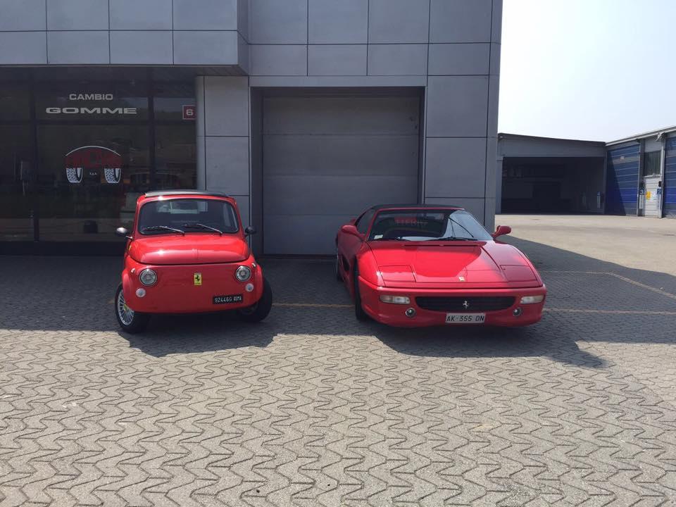 Raduno Fiat 500 2017