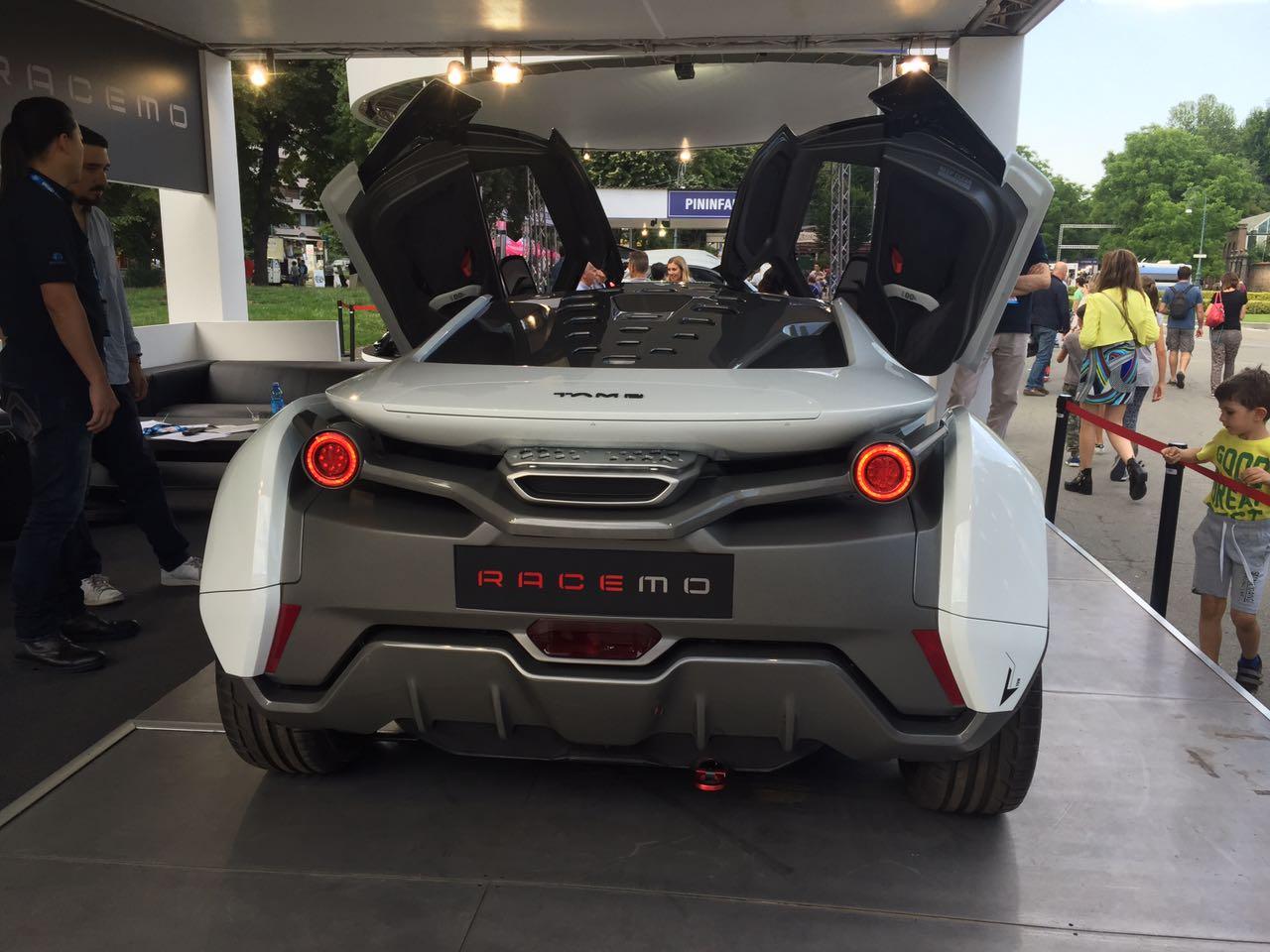 Salone dell'automobile di Torino 2017