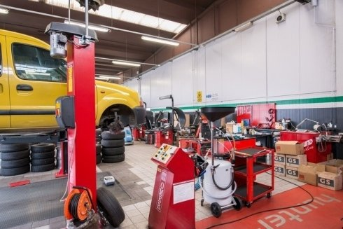 ricostruzione e vendita pneumatici