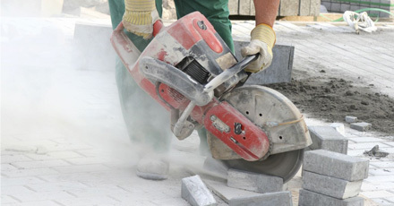 Concrete cutting services in Hawke's Bay