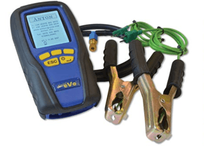 hand held combustion analyser